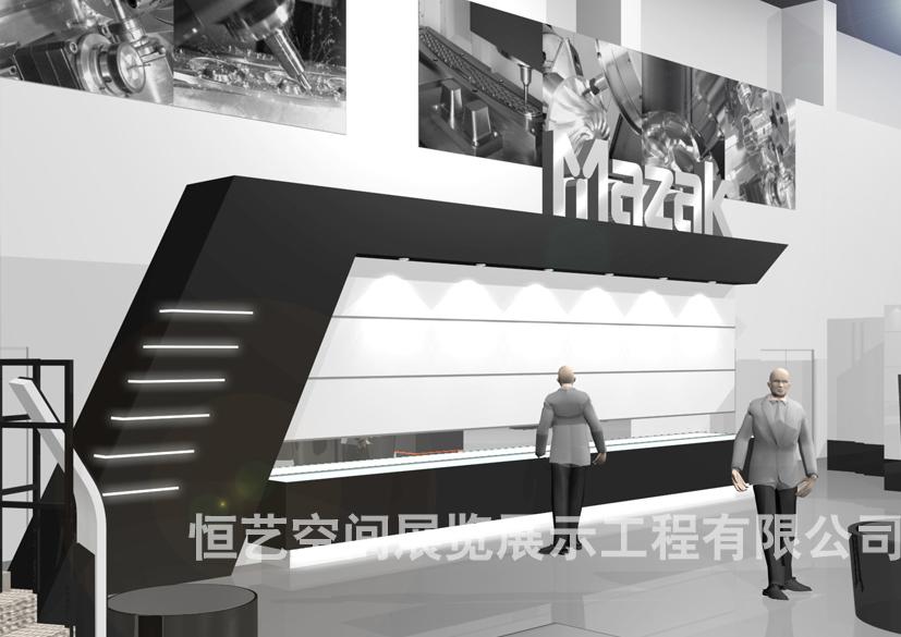 日本山崎马扎克展厅