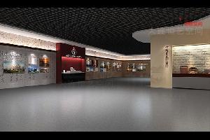博物馆展厅设计